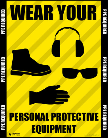 quick safety guide posters for creative arts