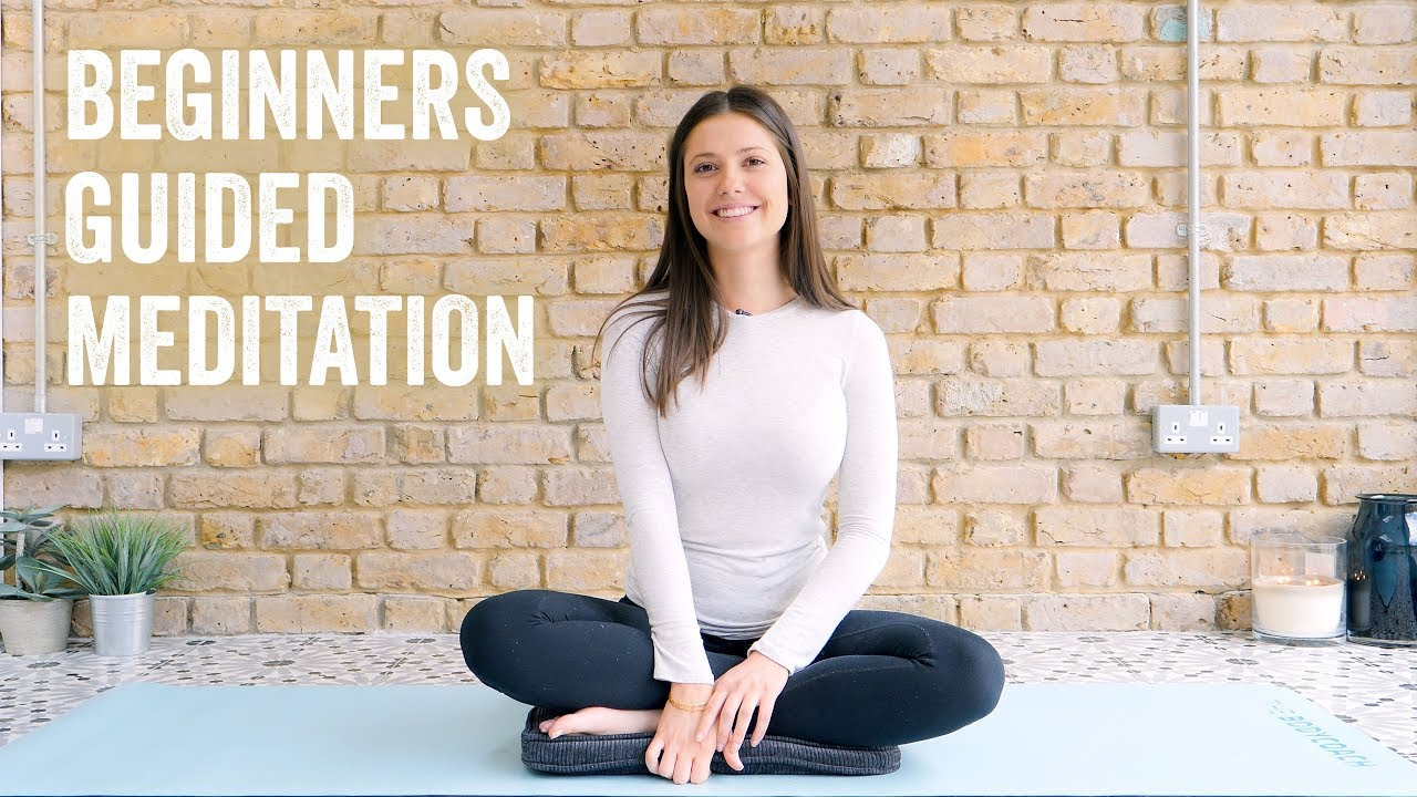 5 minute guided meditation for beginners