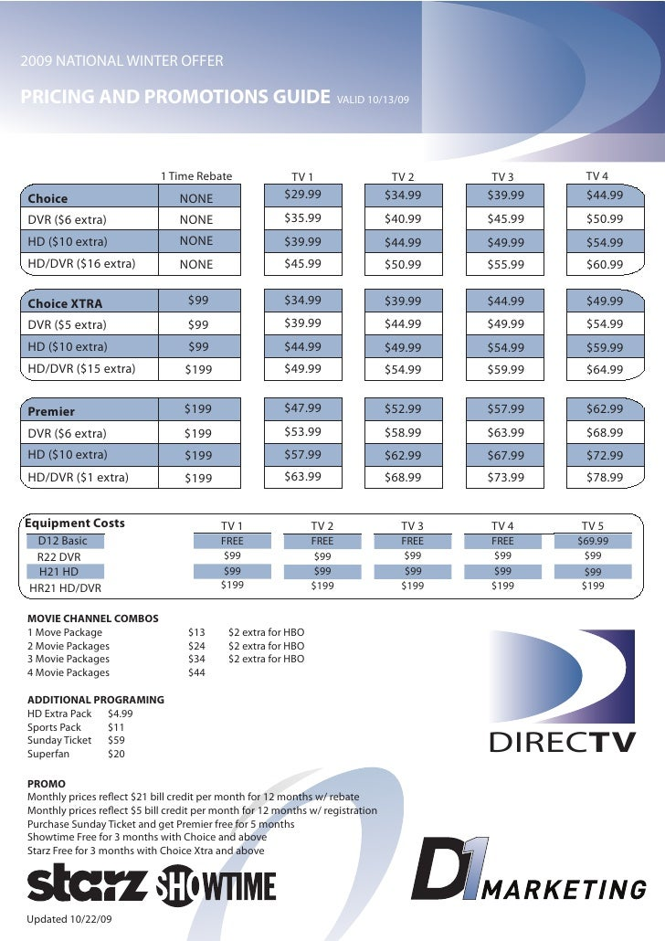 direct tv digital channel guide