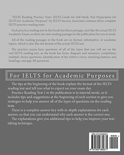ielts reading test review the score guide