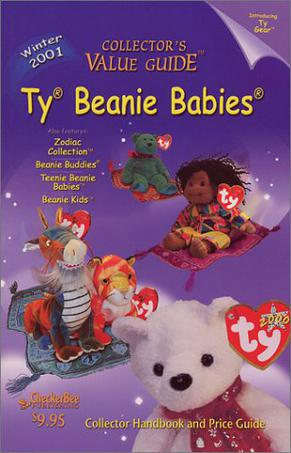 ty beanie babies value guide book