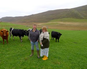 wendy barrie scottish food guide
